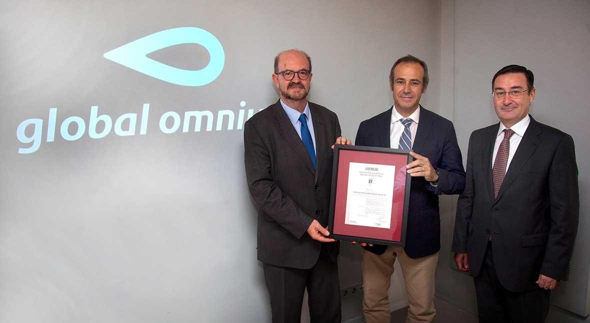 EMIVASA se convierte primera empresa europea recibir certificación AENOR
