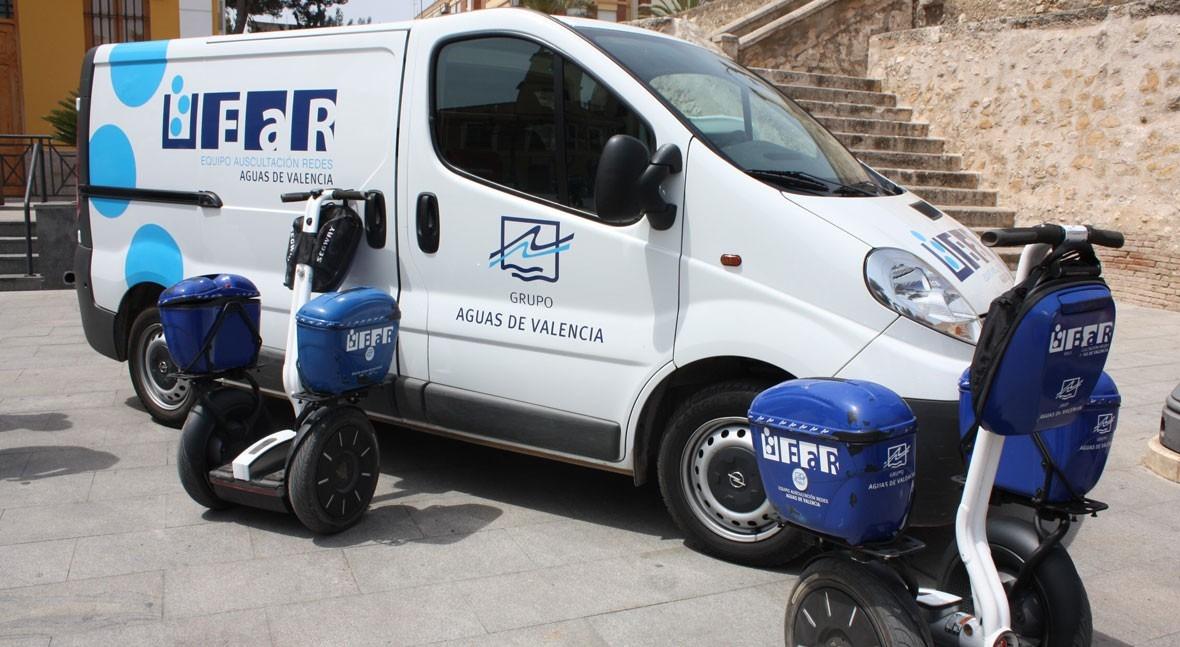 Aguas Valencia reduce mitad consumo agua potable Higueruelas