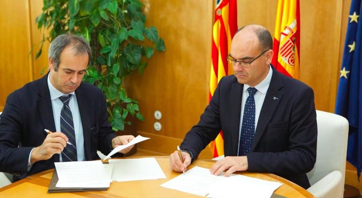 Universidad Alicante y Fundación Aguas Valencia apuestan tecnología