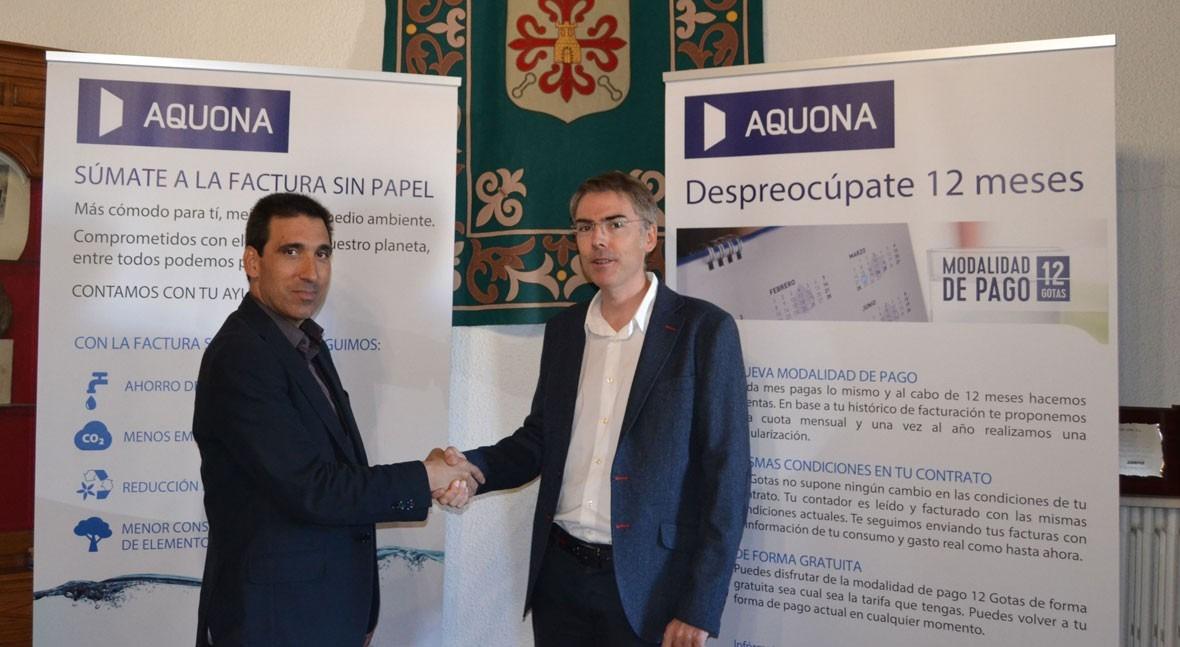 Ayuntamiento Almagro y Aquona crean Fondo Social familias vulnerables