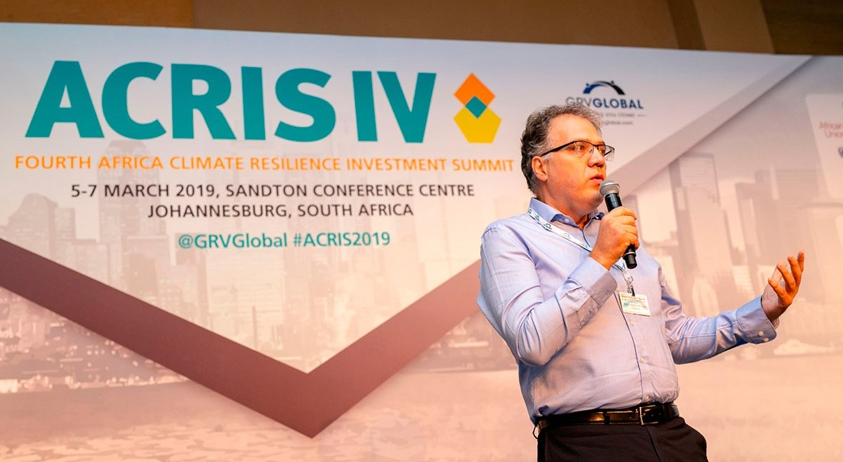 Almar presenta oportunidades capital privado infraestructuras hídricas ACRIS IV