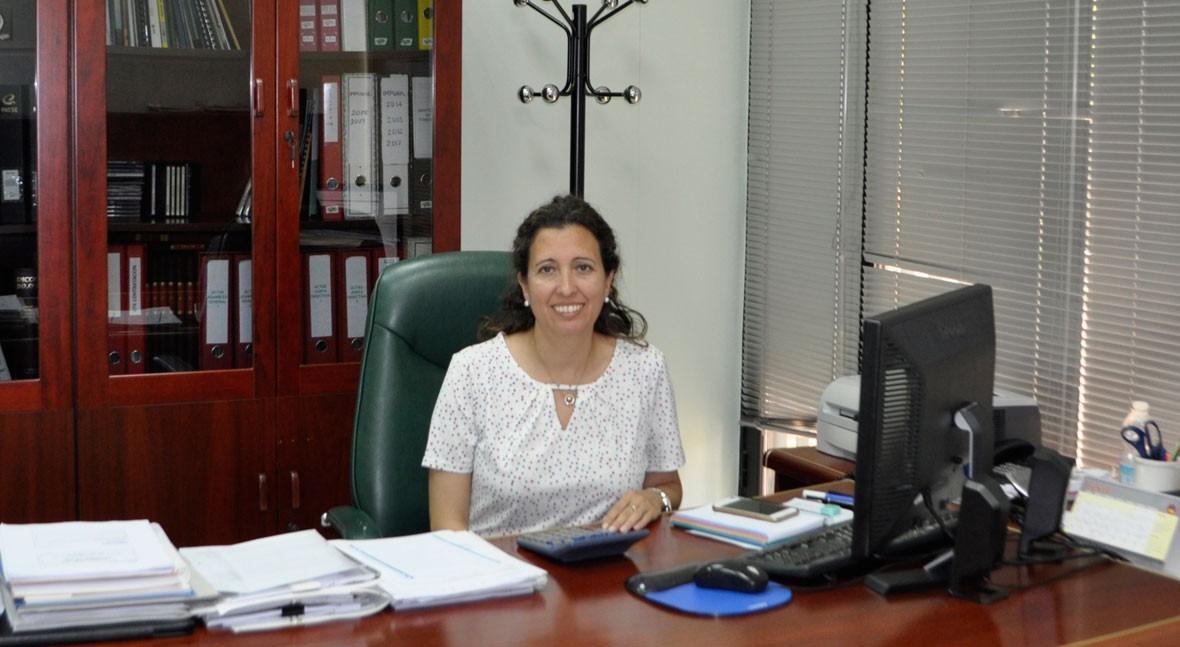 """Ana Chocano: """" 300 actuaciones Plan Depuración andaluz, solo se ha actuado 111"""""""