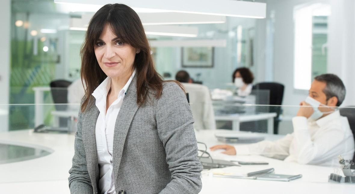"""Ana Valverde: """" productos Hidroconta son percibidos como productos alta calidad"""""""