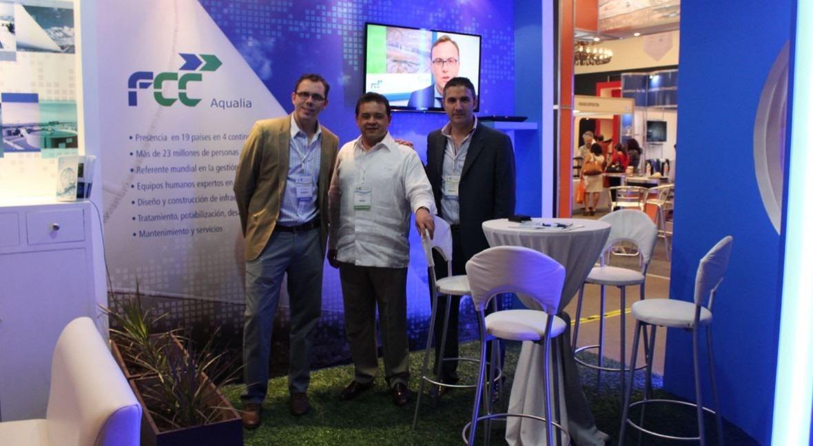 Aqualia será marcas mayor presencia Expo ANEAS 2015
