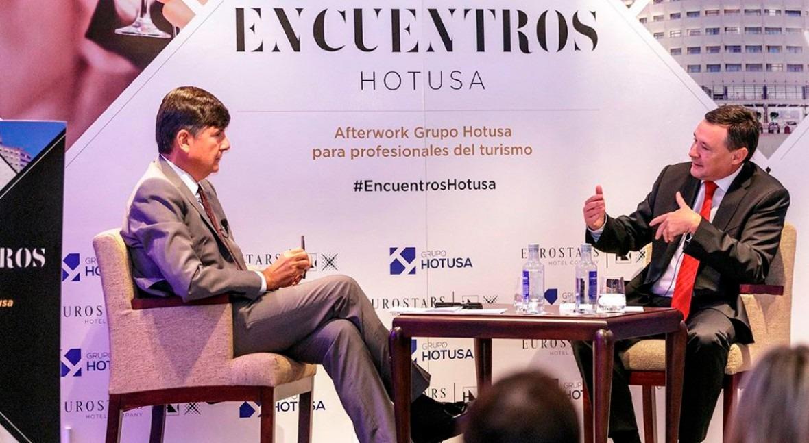 """Angel Simón: """" actividad económica no hay empleo"""""""