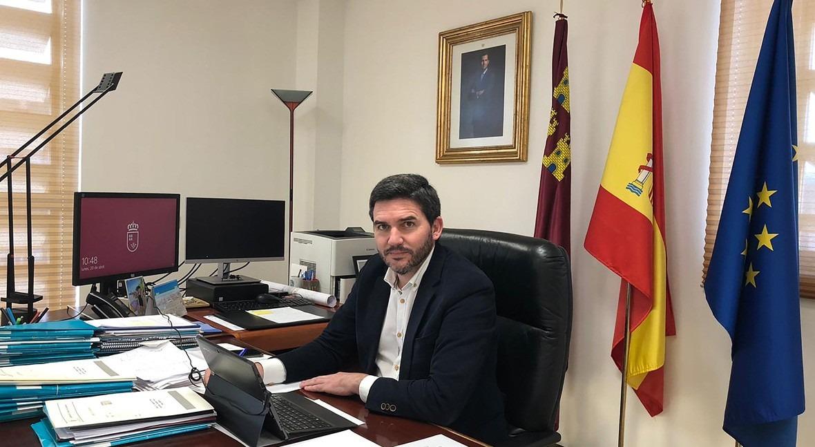 """Antonio Luengo: """"Hablar Región Murcia es hacerlo depuración y reutilización aguas"""""""
