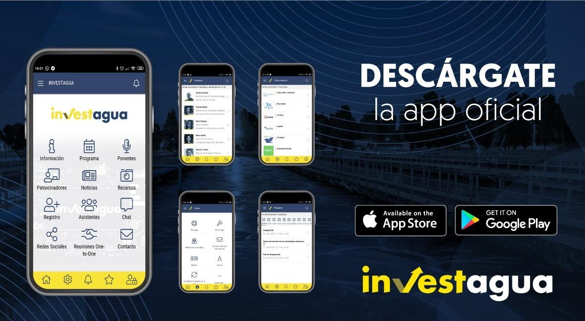 App INVESTAGUA