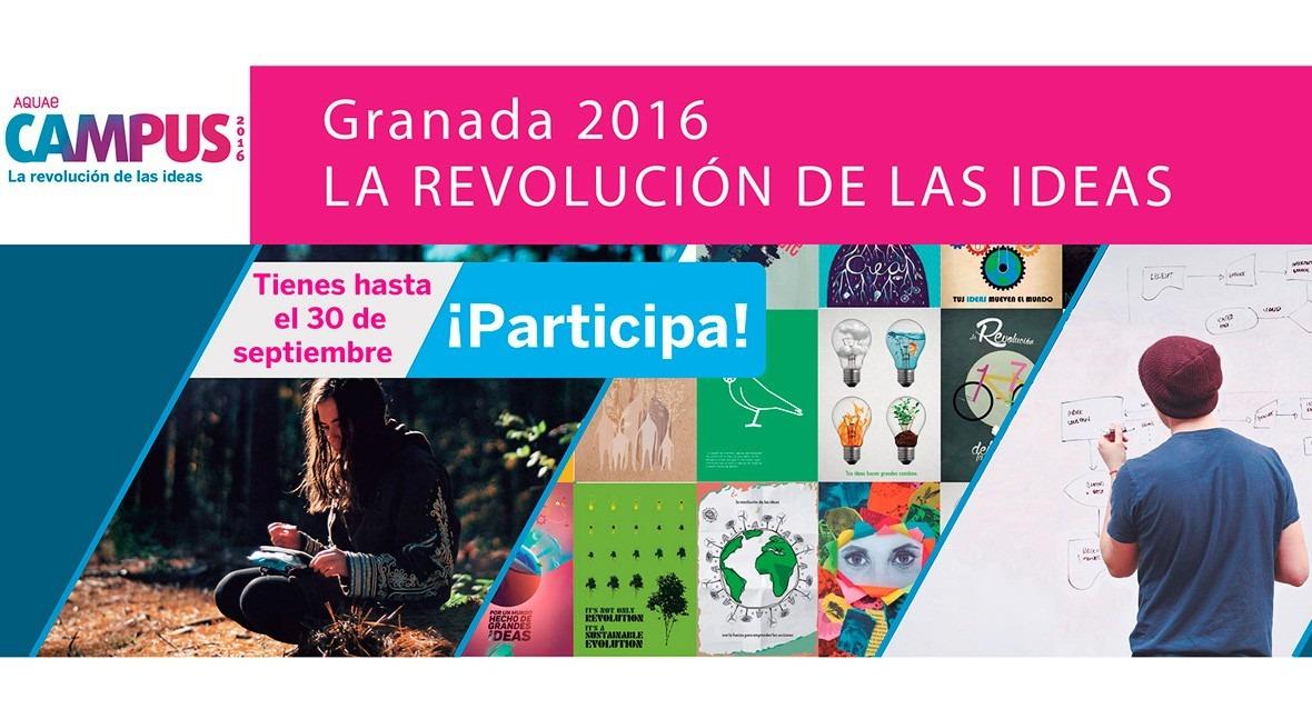 Cinco charlas descubrir lo mejor Aquae Campus Valladolid 2015