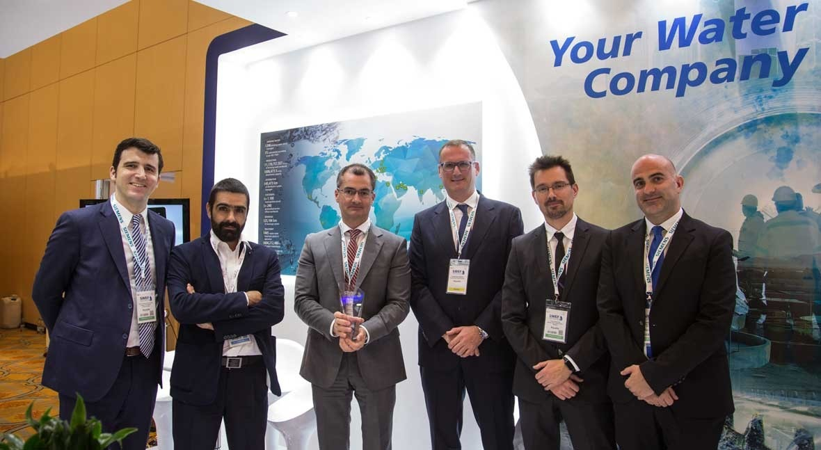Aqualia, premiada Arabia Saudí contribución modernizar sector agua