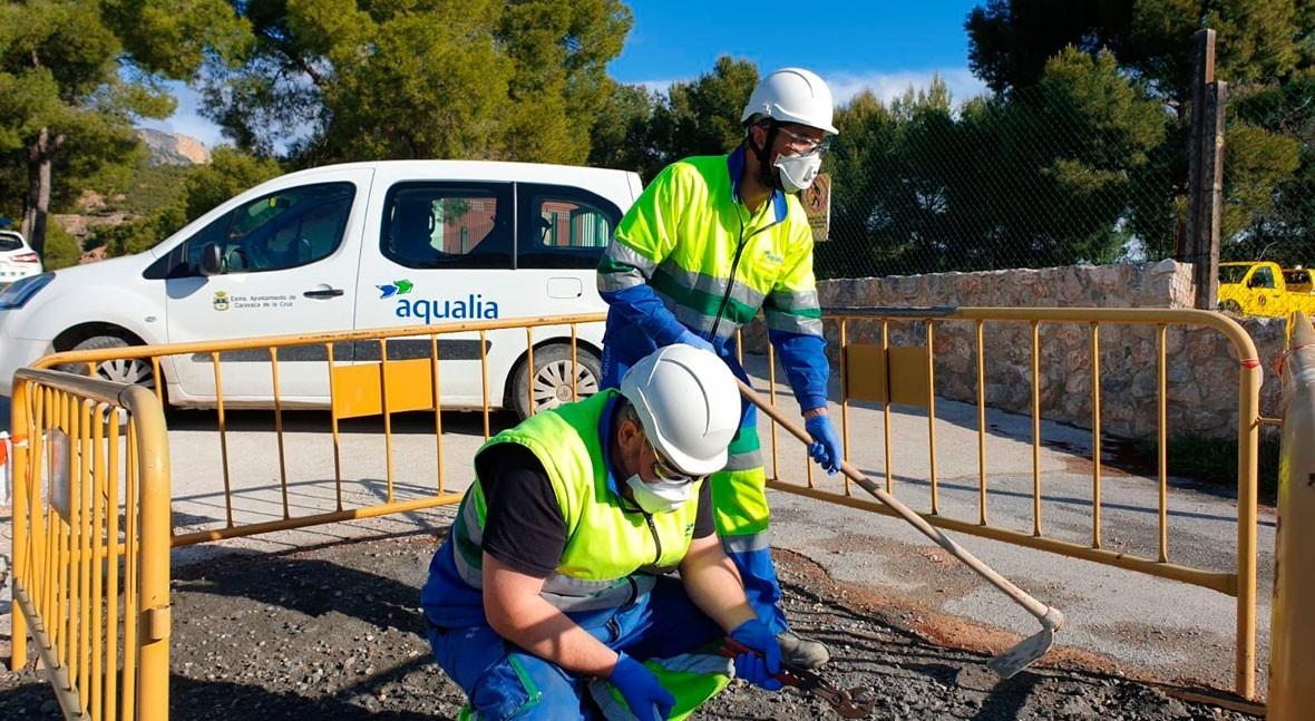 Doscientos trabajadores sector agua han certificado competencias profesionales