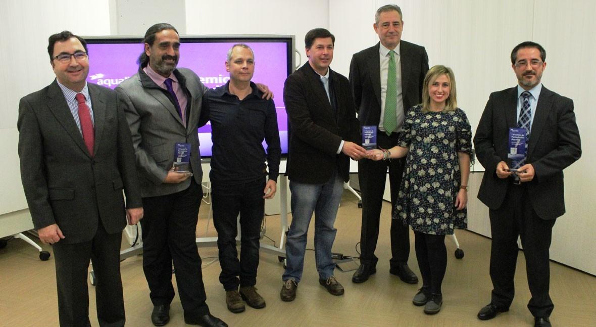 I Edición premio periodístico Aqualia ya tiene ganadores