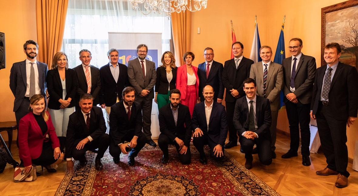 Aqualia, premio Top Inversor Español compromiso República Checa