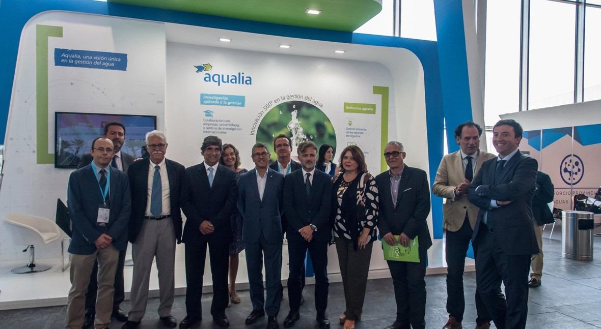 Servicio Municipal Agua Almería, ejemplo gestión agua mundo digital
