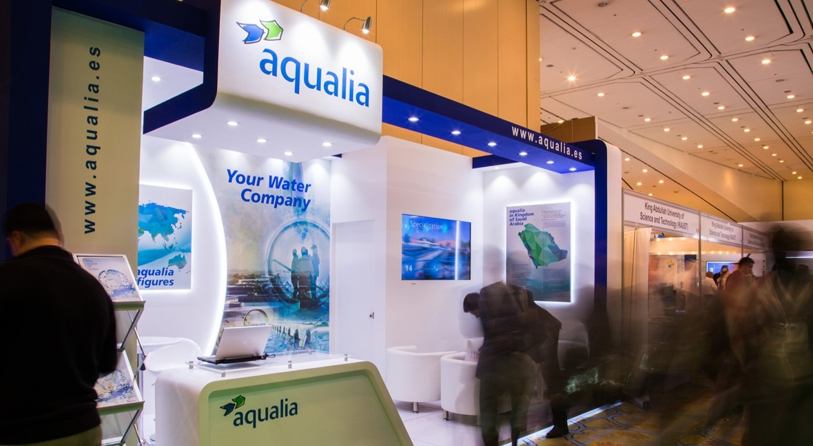 Aqualia, presente SWEF 2017 oportunidades sector agua Arabia Saudí