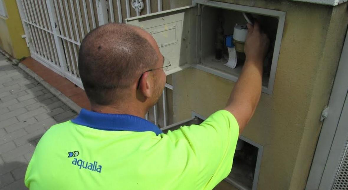 aqualia lleva cabo intensa campaña detección fraudes consumo agua