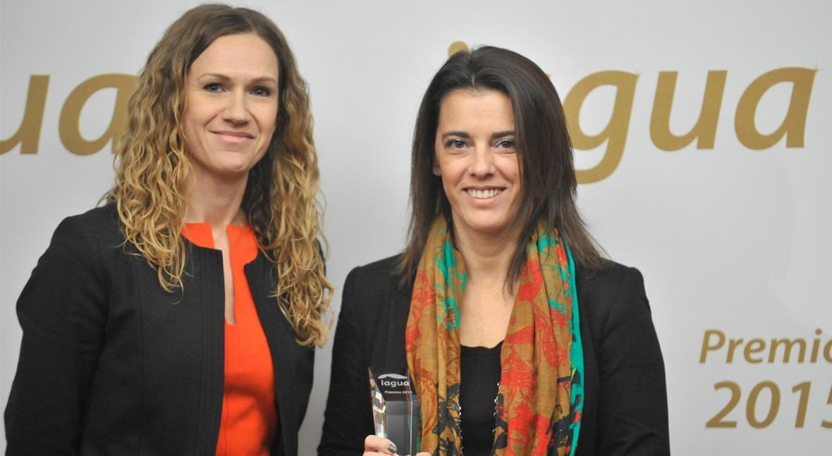 Aqualogy fue galardonada Premio iAgua Mejor Reportaje Magazine