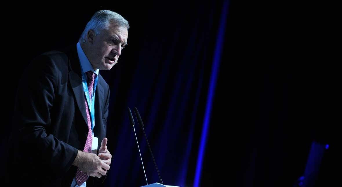"""Arthur Wood: """" solución lograr ODS 6 se encuentra firmemente dentro sector privado"""""""
