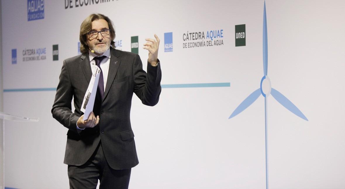 cambio climático, protagonista trabajos reconocidos Premios Cátedra Aquae 2017