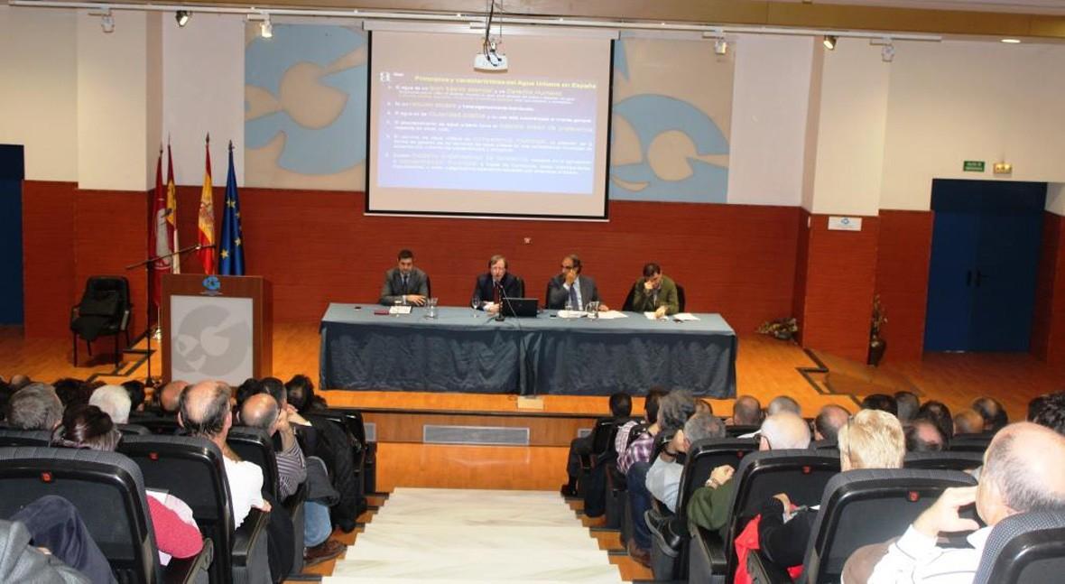 Toledo acoge Jornada hablar agua como motor Empleo