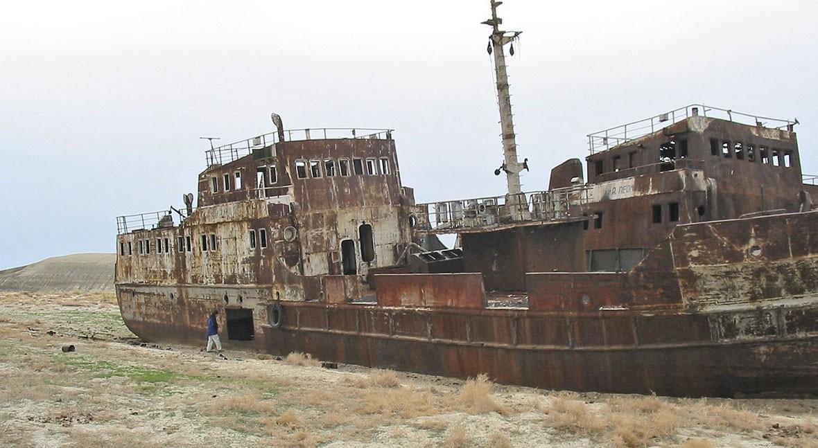 Mar Aral, crónica muerte anunciada