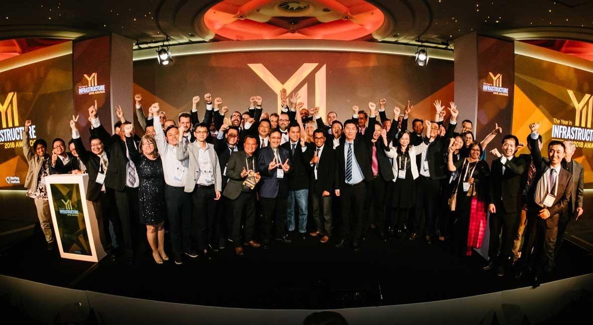 Bentley Systems anuncia ganadores premios Year in Infrastructure 2018
