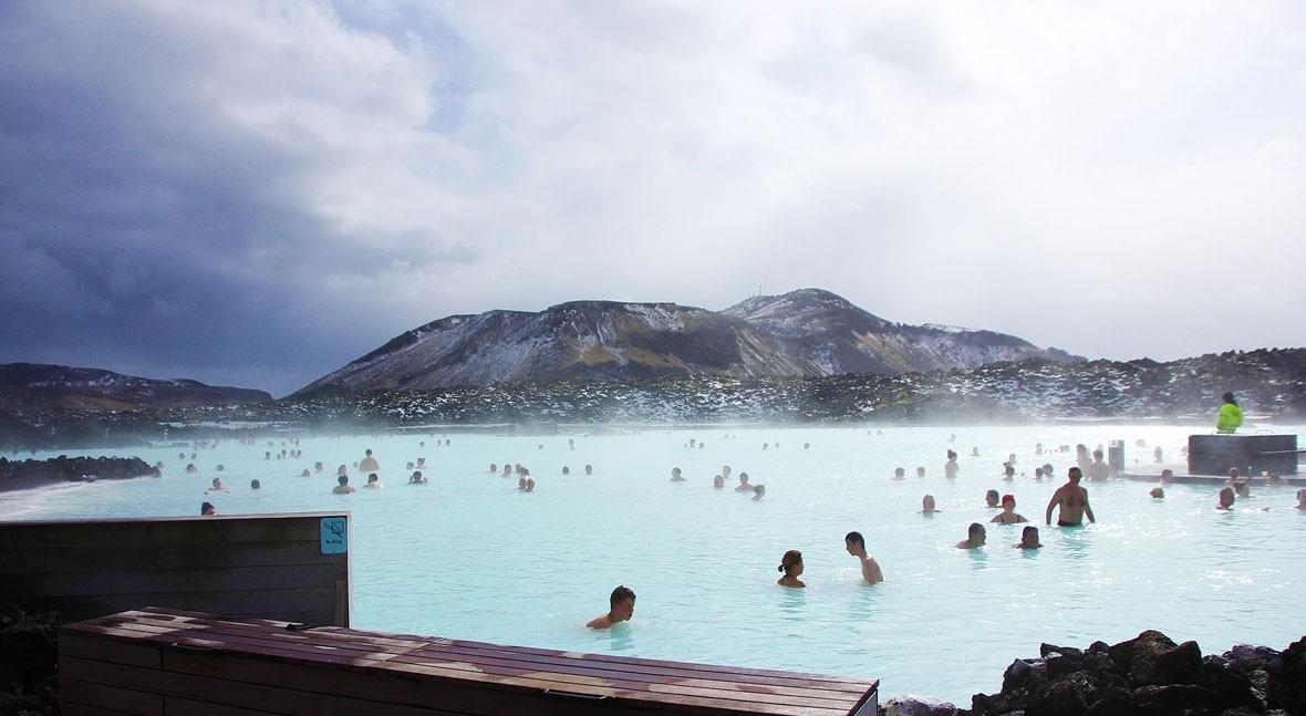 Blue Lagoon, mayores atractivos Islandia