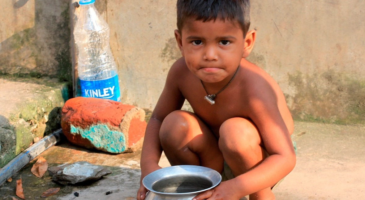 derecho universal al agua