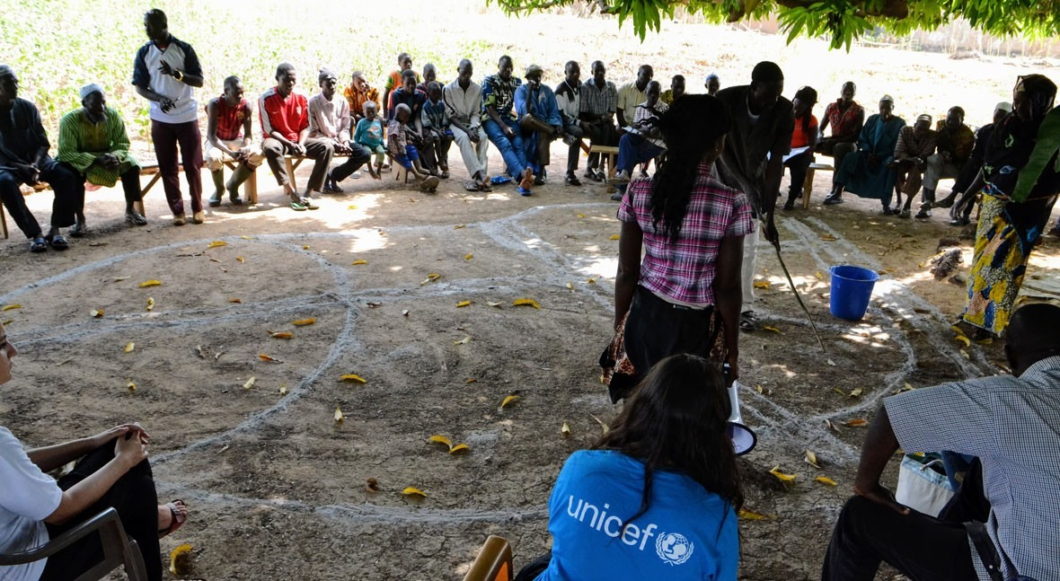 Fundación We Are Water y UNICEF inician proyecto saneamiento Burkina Faso