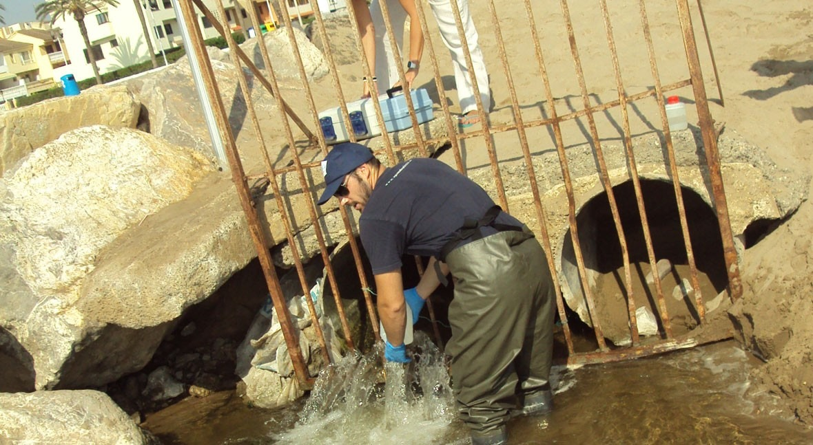 Consorcio Aguas y Gamaser controlarán vertidos industriales Busturialdea