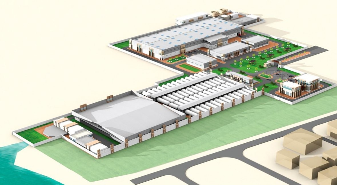 CADAGUA: Expansión internacional desalación