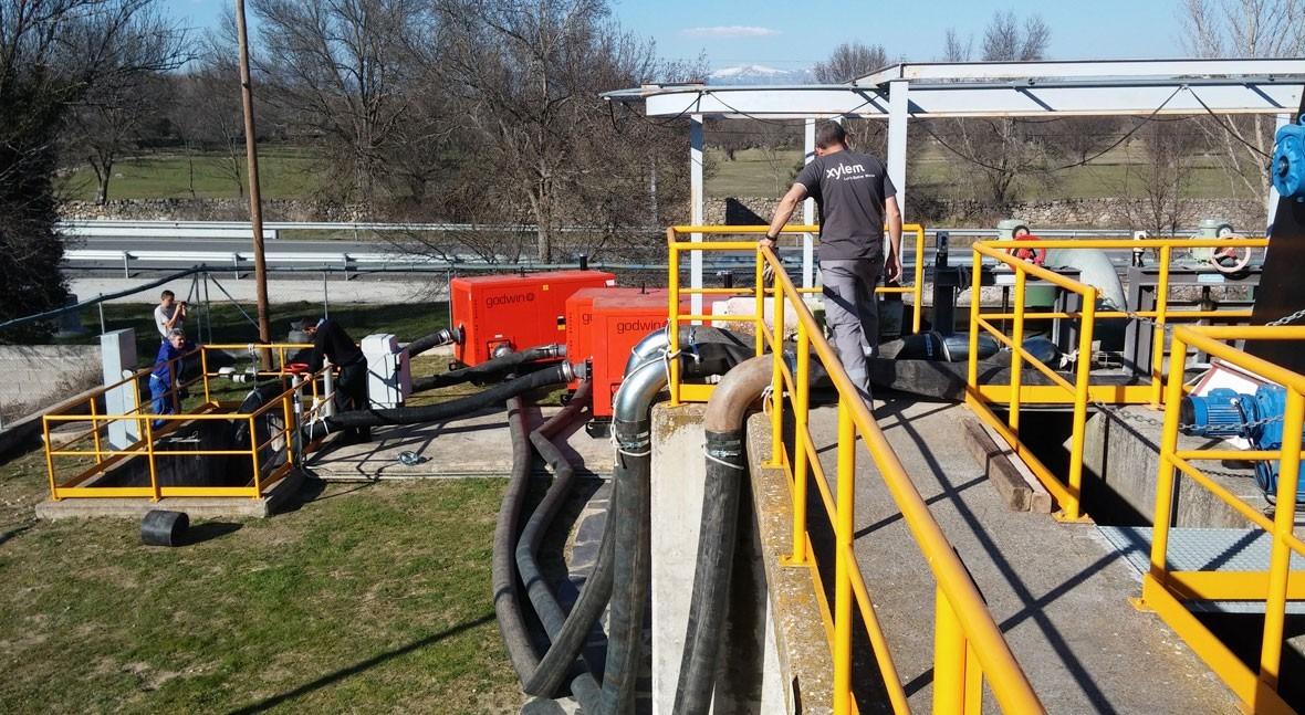España se enfrenta al reto mantener infraestructura tratamiento aguas residuales