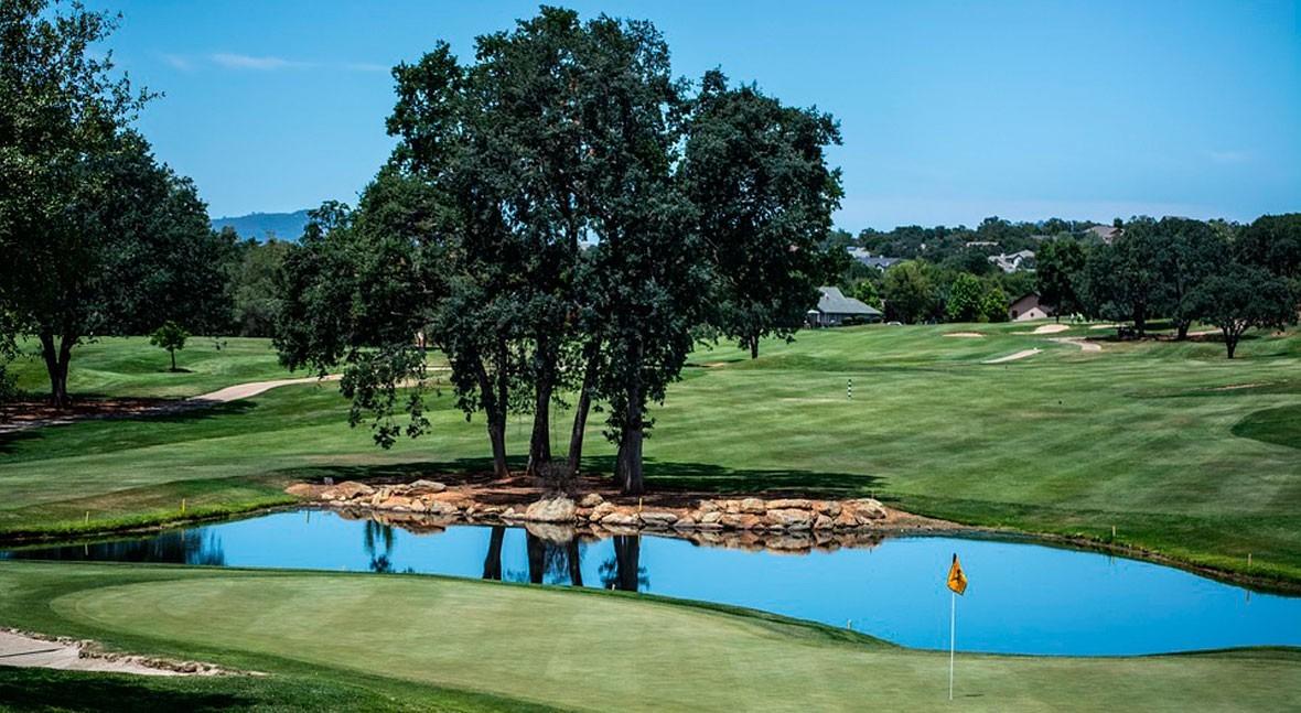 bombas irrigación Lowara campo golf disminuyen uso energético 60%