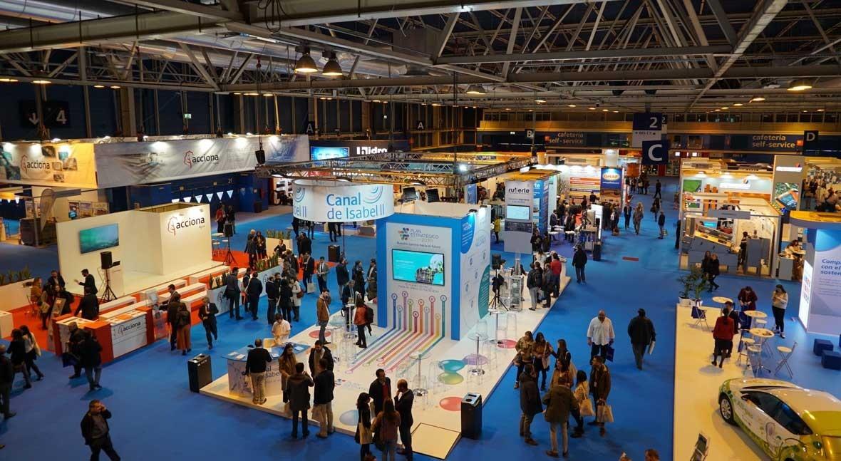 Canal Isabel II dará conocer nuevos proyectos innovación y desarrollo SIGA 2019