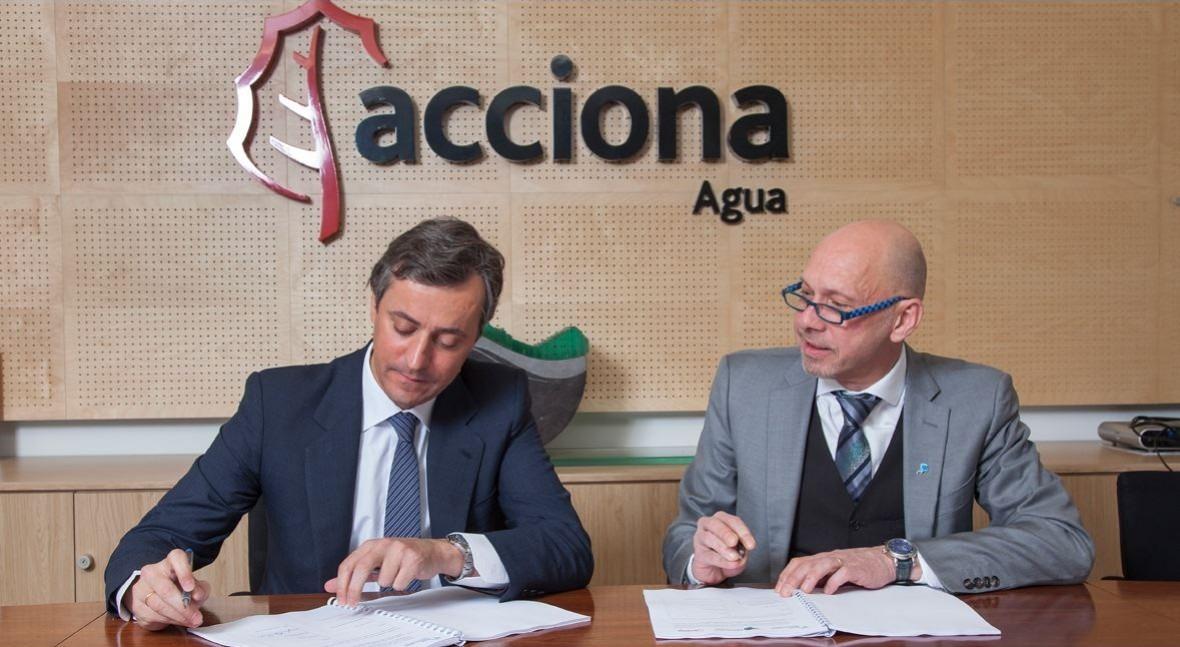 ACCIONA Agua ofrecerá tecnología Nereda depuración químicos España y Portugal