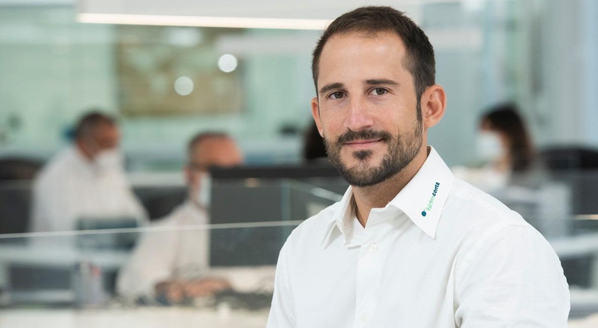 """Carlos Arteaga: """" Hidroconta, 50% proyectos se realiza exterior"""""""
