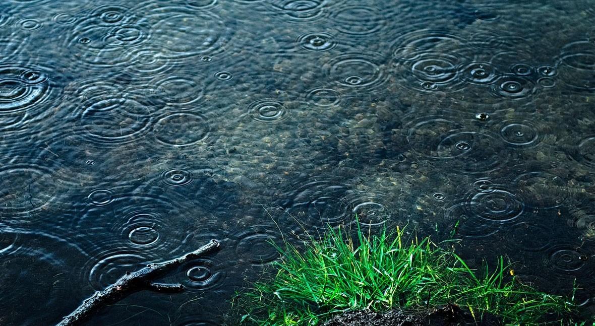 ¿ futuro mejor España Circular 2030 agua lluvia?