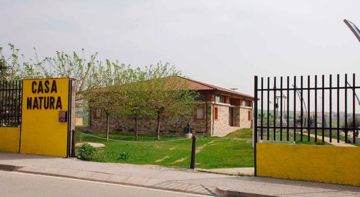 Escuela Agua se encargará servicios Educación ambiental Casa Natura, Ripollet