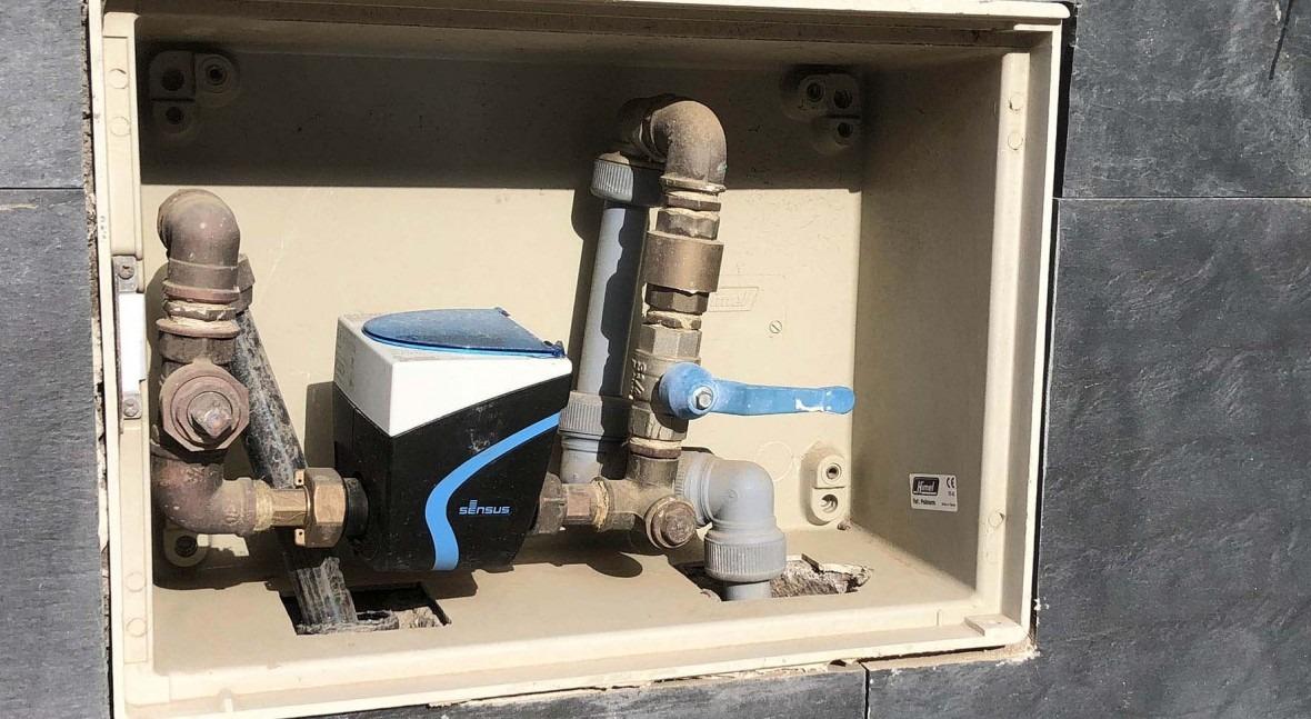 Aguas Arguineguín apuesta Sensus medición precisa consumo agua