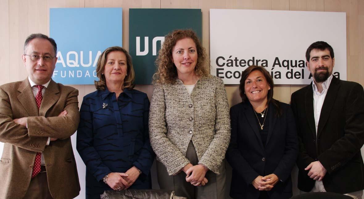Se abre convocatoria Premio Aquae Mejor Tesis doctoral Economía Agua