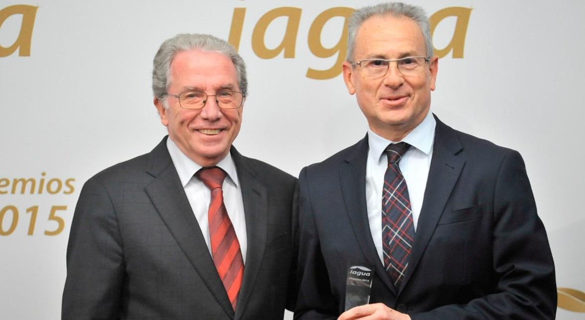Confederación Hidrográfica Segura se lleva Premio iAgua Mejor Organismo Cuenca