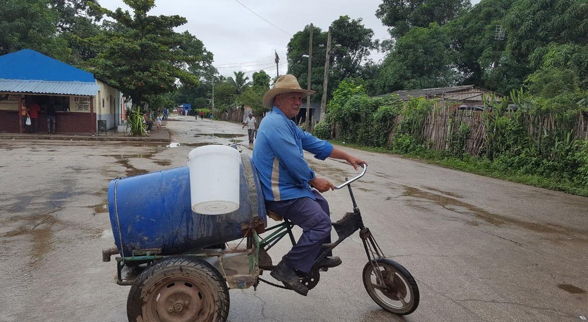 ruta agua Camino Chan Chan