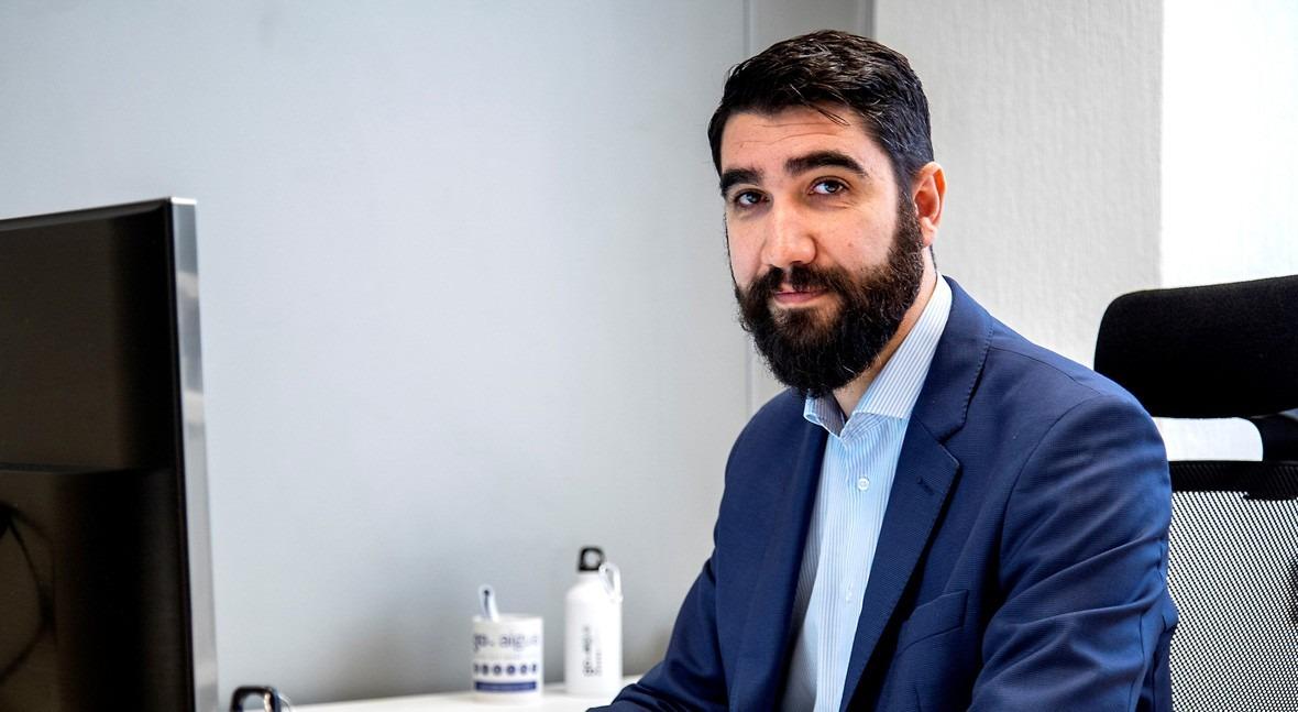 """Chema Nebot: """" menos año, Idrica ya es líder aplicación 5G sector hídrico"""""""