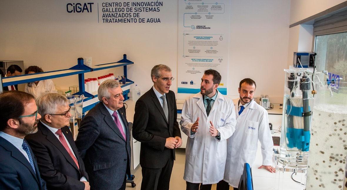 Nace CIGAT, unidad investigación público-privada proyectos I+D+i agua