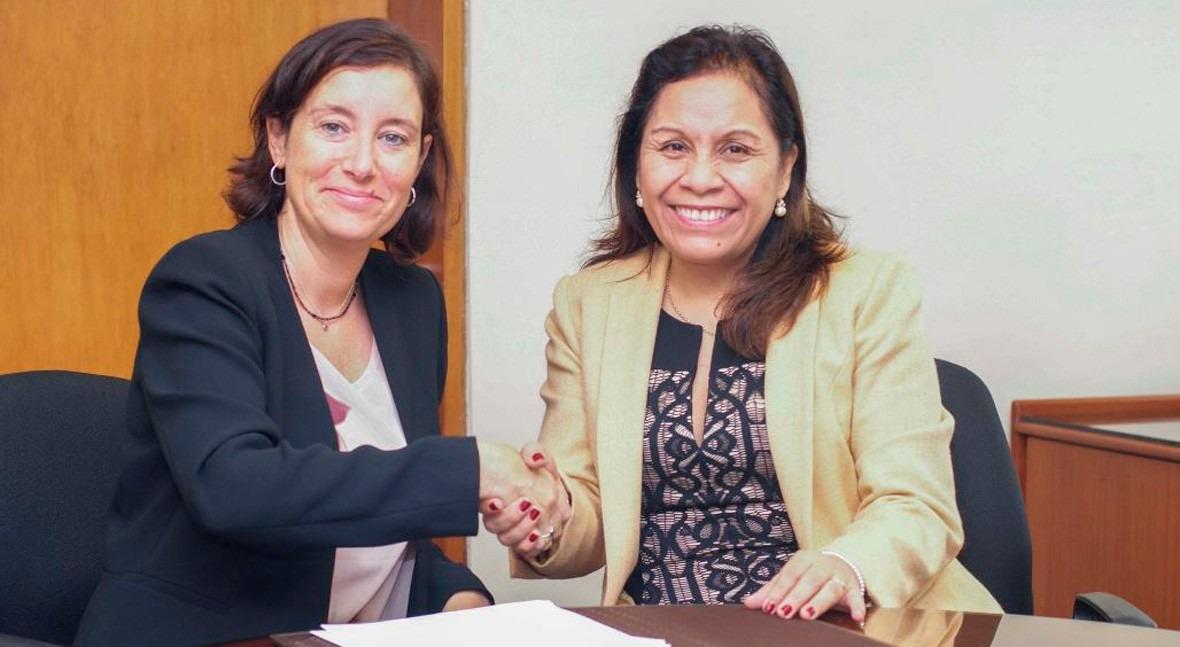 Escuela Agua y Universidad Lima formarán profesionales agua Perú