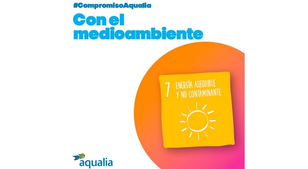 Aqualia produce 17,5 millones m3 biogás al año, suficiente abastecer 10.000 vehículos