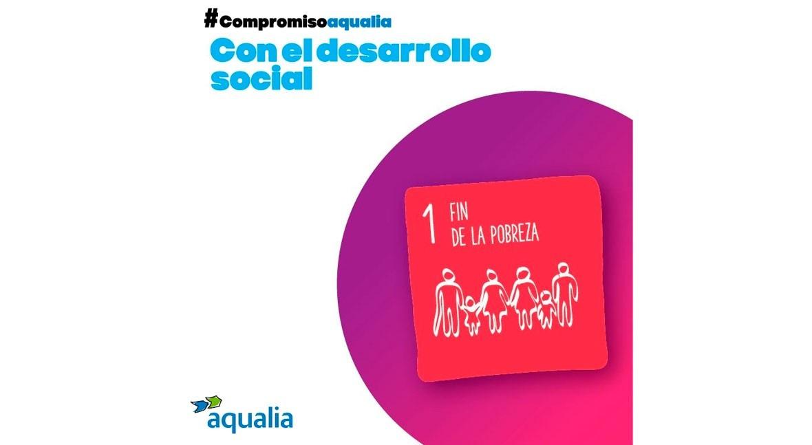 gestión Aqualia crea riqueza, empleo y bienestar social municipios donde opera