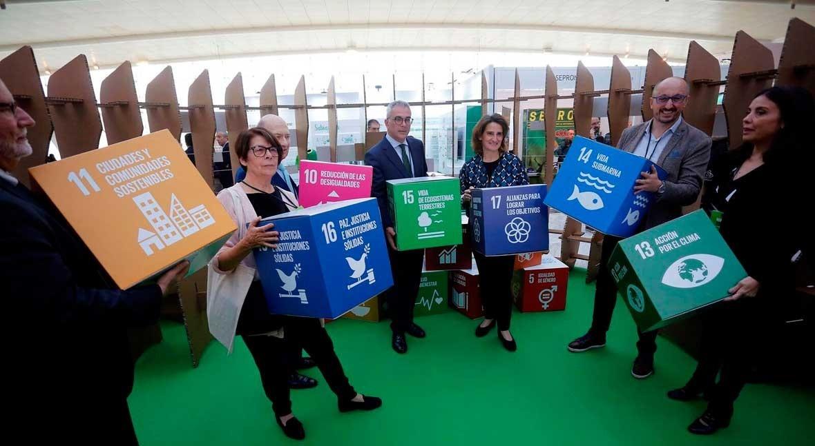 sector ambiental se cita Conama 2018 impulsar transición ecológica España