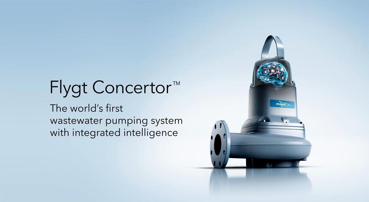CONCERTOR, tecnología aplicada al bombeo agua que reduce costes energéticos y explotación