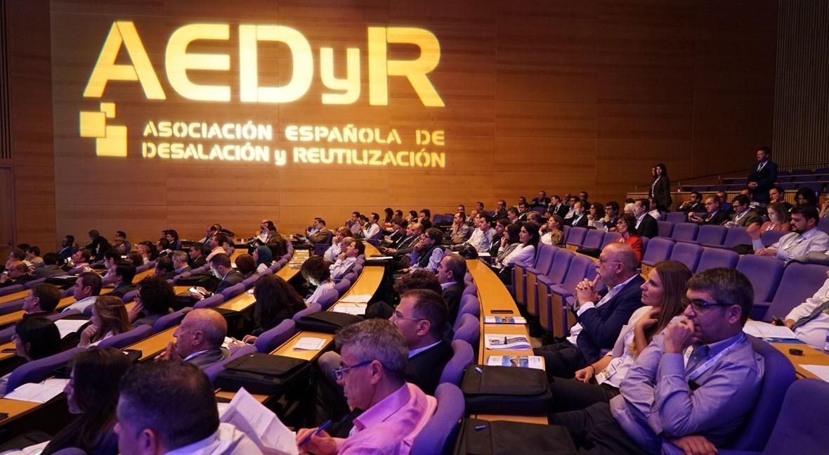 XII Congreso AEDyR reúne Toledo más 60 expertos desalación y reutilización