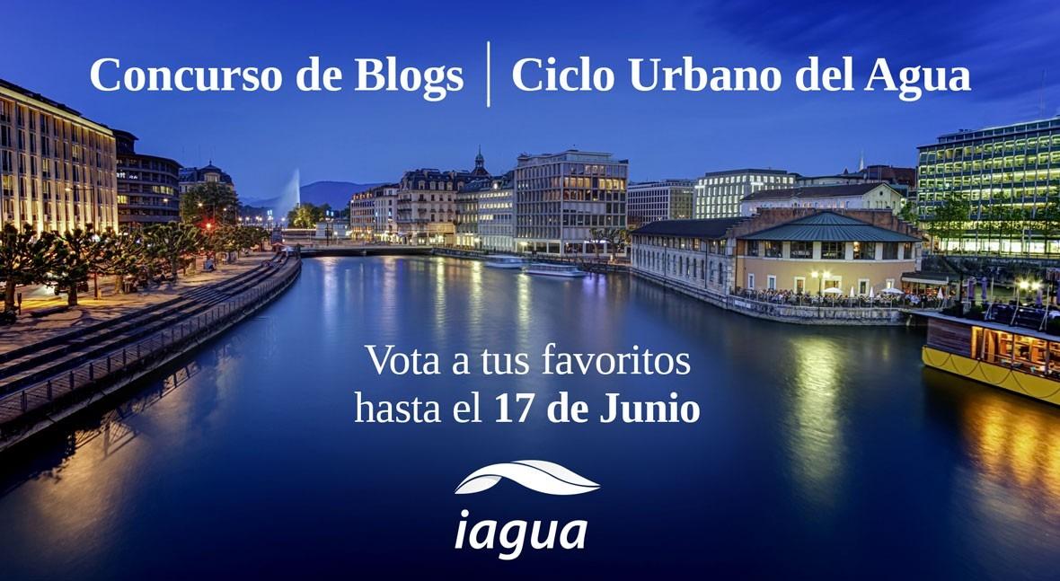 concurso Blogs ciclo urbano agua llega recta final